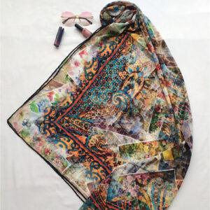 روسری کرپrk627